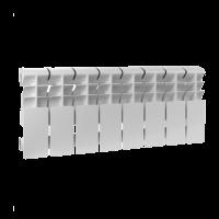 Радиатор ROMMER Plus AL 200/100 (алюминиевый)