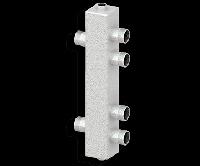 Гидравлический разделитель (гидрострелка) СЕВЕР-140 К2 (2 контура, 140 кВт)