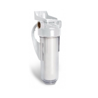 "Колба для фильтра Kristal Filter Lazurite Slim 10"" T (1/2) (хол.вода)"