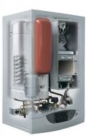 Котёл BAXI NUVOLA-3 B40 240 i (настенный, газовый, со встроенным бойлером, атмо)