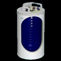 Бойлер косвенного нагрева HAJDU AQ IND SC 100 (напольный, вертикальный, рециркуляция, подключение ТЭН)