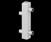 Гидравлический разделитель (гидрострелка) СЕВЕР-100 (1 контур, 100 кВт)