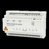 Теплоконтроллер TEPLOCOM ZC-8/220
