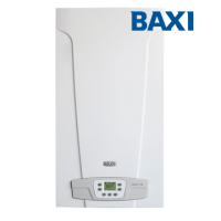 Котёл BAXI ECO 4S 10F (10 кВт, настенный, газовый, двухконтурный)