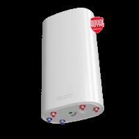 Бойлер косвенного нагрева ROYAL THERMO Aquatec INOX-F 80 (80 л., настенный, вертикальный, рециркуляция, нерж. сталь, встроенный ТЭН)